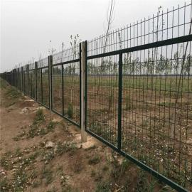 高铁网片防护栅栏-高铁防护栅栏-铁路防护栅栏