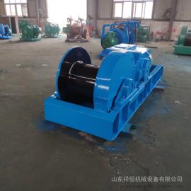矿用防爆型JH-5回柱绞车 矿井7.5kw提升回柱绞车