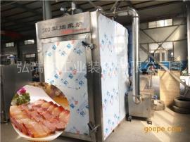 腊肉烘干炉-腊肉烘干机家用小型-环保型川味腊肉烟熏炉