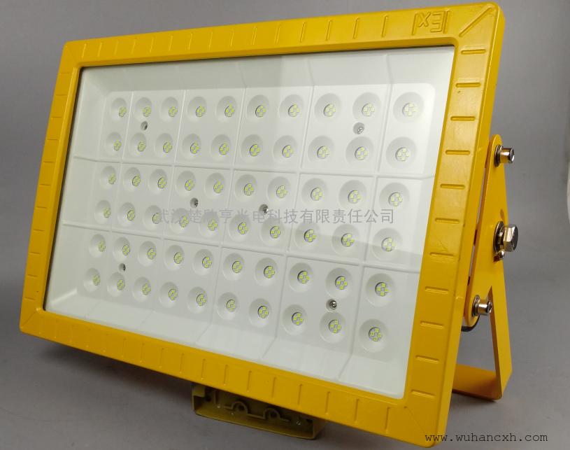 石油炼化LED防爆灯200W100WLED防爆投光灯 300WLED防爆灯
