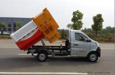 三吨挂桶垃圾车报价