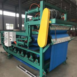 双网带式压滤机 真空带式过滤机 板框压滤机 洗砂泥浆处理设备