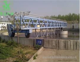 隆鑫环保 周边传动半桥式刮吸泥机