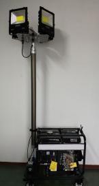 移动式5kw柴油发电机照明灯塔