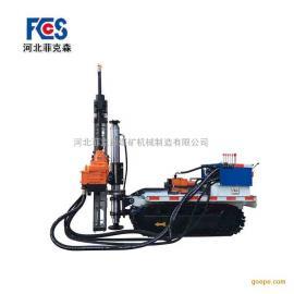 菲克森潜孔钻机ZQLC-1000-11.5S气动履带式钻车