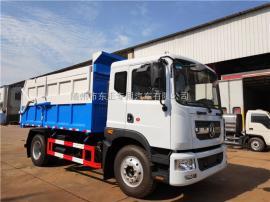 大型20吨污泥自卸运输车图片及型号配置报价