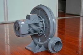 铸铝中压鼓风机 透浦式中压鼓风机