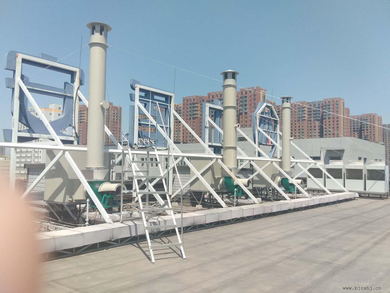 废气处理设备除味除臭设备废气处理有机废气治理废气处理工业