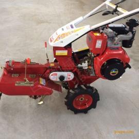 农用小型田园管理机开沟机 新款多功能种姜机械