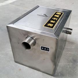 不锈钢隔油池 人工无动力隔油池 304材质不锈钢油水分离器