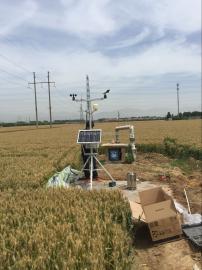 太阳能气象站物联网气象站 环境气象监测站