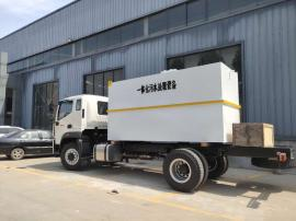 100t/d农村社区污水处理设备
