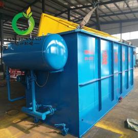 绿科高效不锈钢溶气气浮机 气浮沉淀一体机 污水处理设备