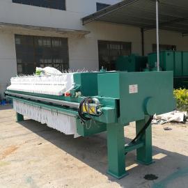 设计生产 KBK板框压滤机 污水泥沙处理设备 硅藻土污水处理设备