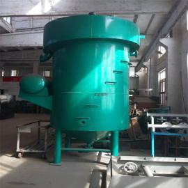 竖流式溶气气浮机 乳制品加工污水处理设备 出水达标 占地小