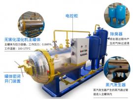 鹅屠宰厂无害化处理设备 大型无害化处理设备