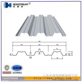 1.0mm楼承板多少钱一米0.8mm688型楼承板多少