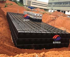 抗浮式地埋箱泵一体化消防给水设备的发展前景