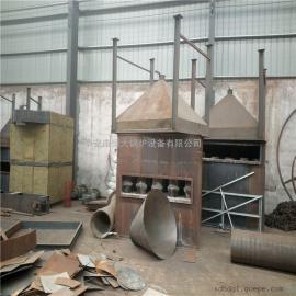 旋风除尘器 构造合理质量保证 窑炉设备除尘器 除尘器