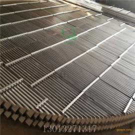 脱硫除雾器 折流板除沫器 清澜高效除雾器 阻力小