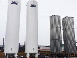 150立方LNG储罐