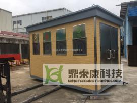 路边环卫垃圾房*专业生产商 设计环卫垃圾房生产定制