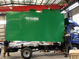 100m3/d一体化生活污水处理设备