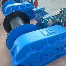 澳尔新公司 专业生产 电动快速、慢速卷扬机