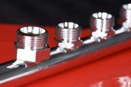 HANSA-FLEX工程机械行业液压流体连接件产品 品质保障