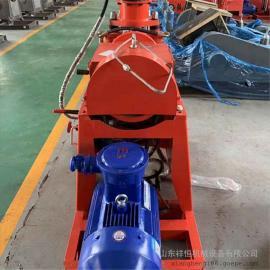 祥恒现货ZLJ-400坑道钻机 360度打孔钻机 取芯钻机岩心钻探