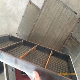 301不锈钢矿筛网 条缝矿筛网材质 震动筛网片
