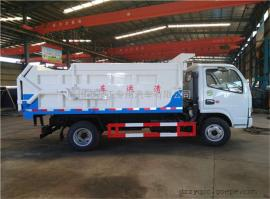5方-25方全密闭运输含水污泥自卸车, 污泥自卸运输车功能介绍
