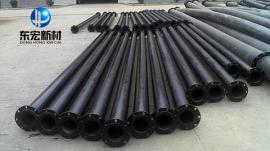超高分子量聚乙烯管 273超高尾矿管 抽沙疏浚管