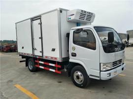 4米厢长冷藏车 4米厢长冷藏车配置以及报价