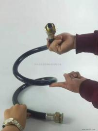 NGd-M25*1.5 PVC橡胶防爆挠性连接管、304不锈钢防爆软管