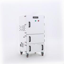 小型柜式集尘机通用粉尘吸尘器磨床打磨集尘器