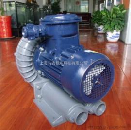 铝合金防爆漩涡气泵 FB-5防爆旋涡气泵