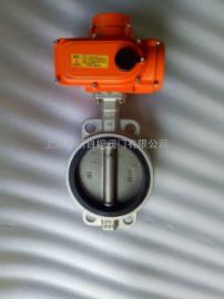 D971X-16 DN200电动对夹式蝶阀