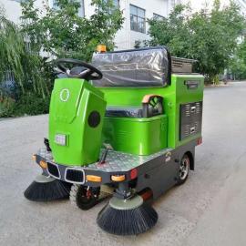 方向盘玻璃钢款电动扫路车