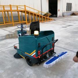 手推式电动扫地车