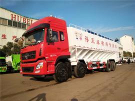 40方饲料运输车 40方散装饲料运输车配置以及报价