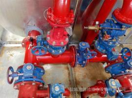 大模块SYSW地埋式箱泵一体化供水设备
