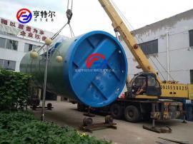 选择亨特尔一体化预制泵站实惠公道
