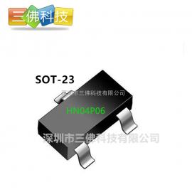 60V 4A MOS管60V SOT-23雾化器MOS
