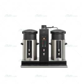 Animo CB 2X5 双桶台上型咖啡机(两侧带桶)10升/带开水机功能