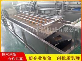净菜加工流水线-多功能蔬菜清洗机-白菜清洗生产线型号