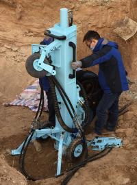 土壤原状取样钻机GL-50
