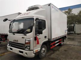 4.2米鲜肉运输车 奶制品保鲜车