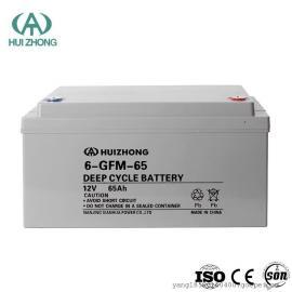 HUIZHONH蓄电池6-FM-17汇众蓄电池12v17ah技术性能