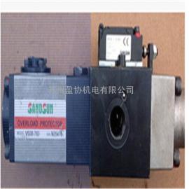 山田顺SANDSUN冲床气压过载保护油泵VS08M-960